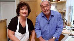 VIP Prostřeno V Merunka s manželkou Vip, Recipies, Celebrity, Recipes, Celebs, Famous People