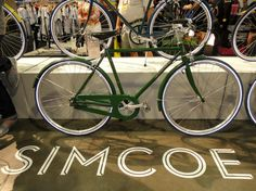 Simcoe Bicycles from Toronto