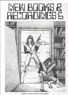 New Books and Recordings cover Seahorse Art, Library Services, Ink Illustrations, Book Lists, New Books, Studio, Cover, Study