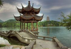 Currently foreigners make up percent of the Chinese city Hangzhou's population. Here are some of the reasons expats choose Hangzhou when living in China Hangzhou, In China, Shanghai, Travel Around The World, Around The Worlds, China Garden, Peking, Asian Architecture, Train Route