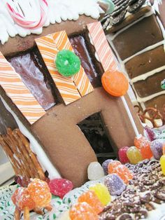Traditions: Gingerbread Houses