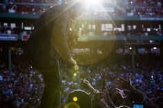 Photos: Zac Brown Band At Boston's Fenway Park, 6/28/14, American Songwriter, Songwriting