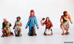 Figuras del nacimiento de Belén, Navidad.  #fotografia #photography #photo #foto #microstock #buy #sold #photographer #fotografo