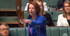 All hail Julia Gillard.