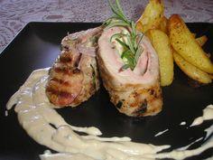 Pork, Food And Drink, Menu, Cooking, Recipes, Foods, Kale Stir Fry, Menu Board Design, Kitchen