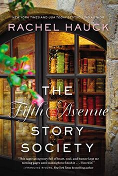 """Read """"The Fifth Avenue Story Society"""" by Rachel Hauck available from Rakuten Kobo. An invitation to join The Fifth Avenue Story Society gives five New York strangers a chance to rewrite their own stories. Great Books, My Books, Love Book, This Book, Francine Rivers, Christian Fiction Books, Old Libraries, Romantic Times, Practical Jokes"""