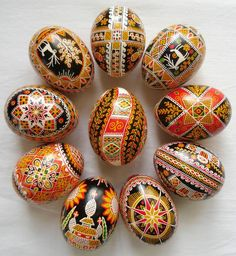 Ukrainian Easter Eggs, Ukrainian Art, Egg Designs, Faberge Eggs, Egg Art, Egg Decorating, Egg Shells, Handmade Gifts, Easter Ideas
