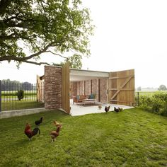 Remisenpavillon / Wirth Architekten