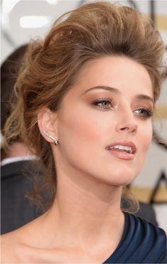 Los peinados en los Golden Globe Awards 2014   Radar Fashion