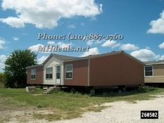 $46,900 (210)-887-2760 http://mhdeals.net/gallery/used-double-wide-mobile-homes/San-Antonio-TX-2009OCI32-V A HUGE double wide mobile home, 1536 Square Feet (32 X 48)! With 3 bedrooms and 2 bathrooms. Hard board siding and shingle roofing. All Electric Large Country Island Kitchen. Huge Walk-In Closet. Master Bath With Large Separate Shower.  LIC 36155