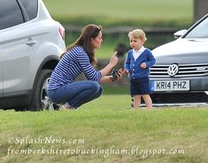 From Berkshire to Buckingham : Kate & George at Beaufort's Festival of Polo