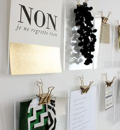 Roundup: 12 DIY Ways to Keep your Office Organized » Curbly | DIY Design Community