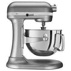 Kitchenaid Professional Mixer Colors kitchenaid 5ksm7990xewh 7 qt. 6.6 liters heavy duty commercial