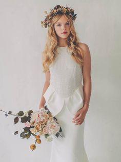 Rachel Gilbert Stacie Gown