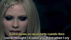 Avril Lavigne - When You're Gone Subtitulado Español Ingles