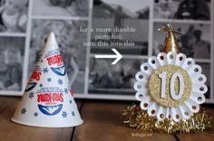inexpensive party decor ideas NoBiggie.net