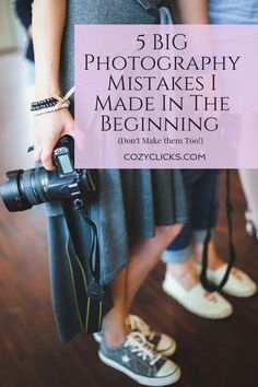 Photography Mistakes I Made In The Beginning (Don't Make Them Too!) 5 BIG Photography Mistakes I Made In The Beginning (Don't Make them Too! Photography Tips For Beginners, Photography Lessons, Photoshop Photography, Photography Backdrops, Photography Tutorials, Life Photography, Digital Photography, Amazing Photography, Photography Ideas
