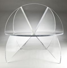 Butterfly Chair by Laurie Beckerman