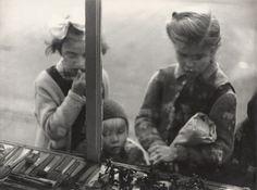 Jedna z prac wystawianych przez warszawską Asymetrię Fot. Zofia Rydet, Mały…