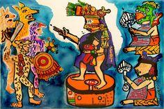 """""""Talking"""" de Andrea Valencia @ VirtualGallery.com"""