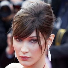 Learn about Bella Hadid: her birthday, what she did before fame, her family life, fun trivia facts, popularity rankings, and more.