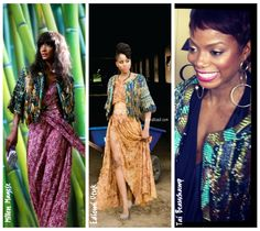 Tai Beauchamp Wears Jewel By Lisa To Grammy Glam African Inspired Fashion, African Fashion, Gold Lace Dresses, African Models, Solange Knowles, Ankara Fabric, Photo Sessions, Jewel, Campaign