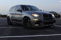 2004 bmw x5 front bumper upgrade | 2011 BMW X5 M ***HAMANN***Fully Loaded***Clean***Florida Driven 43K ...