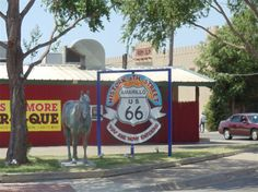 Route 66 Amarillo Texas Attractions | your guide for Route 66 travel information, attractions, planning, and ...