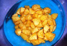 Paprika-Kartoffeln aus dem Airfryer Rezept: Top Rezepttipp