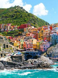 Chinque Terra Italy