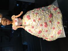 Doll cake for my doll...