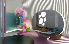 Komb House, la casa avanzada y sostenible ideada por Karim Rashid