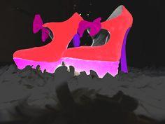 Abstract Life in Amplified Colour (Alicia Hansen,2013)