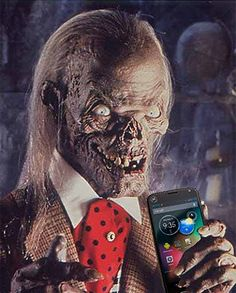 The Cryptkeeper Reviews the New Moto X Smartphone!