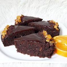 Ciasto czekoladowo-pomarańczowe – Tetiisheri