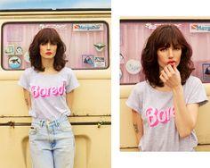 La estilista argentina Flor Cordara nos hizo llegar esta preciosa sesión, Eye Candy, realizada en colaboración con la tienda vintage The Good Old Days
