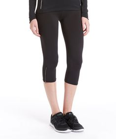 This Moonless Night Active Pant - Women is perfect! #zulilyfinds