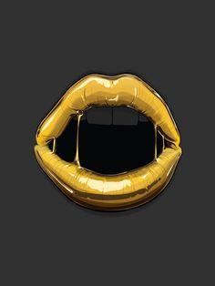 Goldie Gaks Designs in Vector