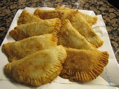 Granny Mountain: Chocolate Fried Pies