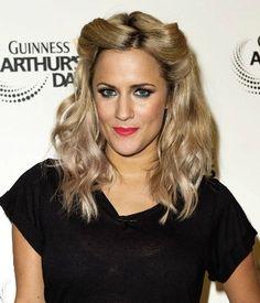Hair Envy, Caroline Flack!