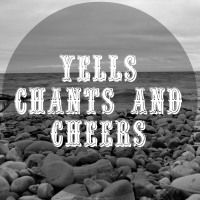 Yells, Chants, and Cheers Song List | Camp Songs
