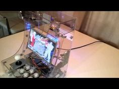 Bartop hyperspin eend86 - YouTube