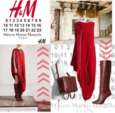 """Maison Martin Margiela with H (2)"" by kekek ❤ liked on Polyvore"