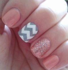 No link, just cute nail idea. Credit: on image