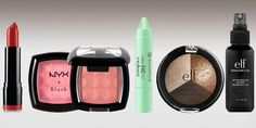 Beauty on a Budget: Makeup Basics for $5 and Under