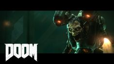 DOOM - Fight Like Hell Cinematic Trailer (PEGI) - Onset d3 Media Server programmer for practical LED background plates in hallway scene.