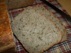 THE BLESSED HEARTH: No knead Herb Bread Recipe and blog hop