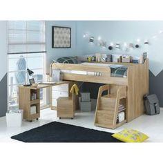 Buy Ultimate Storage Midsleeper Bed at Argos.co.uk - Your Online Shop for Children's beds, Children's beds.
