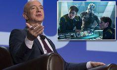 Amazon CEO Jeff Bezos plays Starfleet official in Star Trek Beyond
