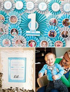 день рождения 1 годик мальчику стилистика - Поиск в Google